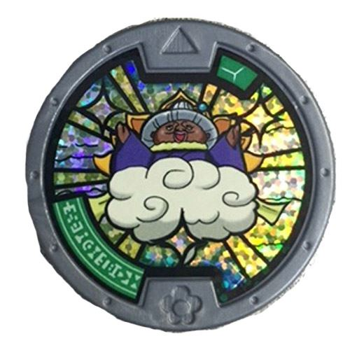 Yo-Kai Watch Series 2 Auntie Heart Medal [Loose]