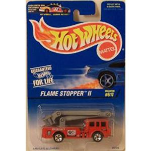 1997 Red Flame Stopper 2 Fire Truck