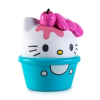 "Kidrobot Hello Sanrio 3"" Vinyl Figure - Hello Kitty Ice Cream"