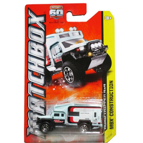 Matchbox Construction - Road Tripper 4x4 (86/120)