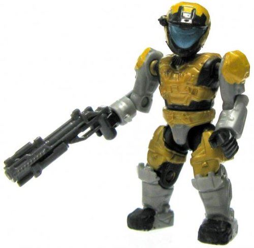 Halo Wars Series 8 - UNSC Yellow Spartan Air Assault