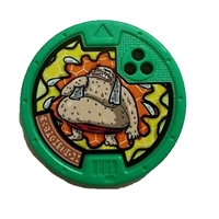 Yo-Kai - Yo-Motion Series 1 Medal - Swelton