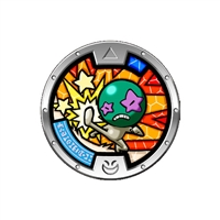 Yo-Kai Watch Series 4 Medal - Ake