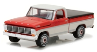 Greenlight - HOBBY EXCLUSIVE - 1967 FORD F-100 WITH BED COVER