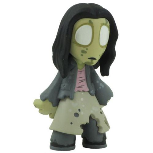 Funko- Mystery Mini- The Walking Dead Series 3 - Walker Clara (1/12 )
