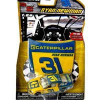 2016 NASCAR Authentics - Caterpillar - Ryan Newman