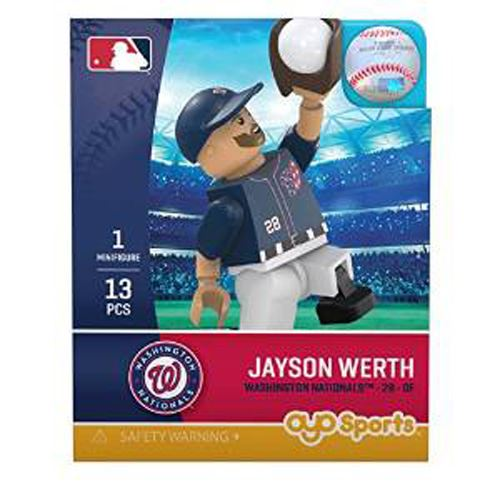OYO- MLB Washington Nationals - Jayson Werth-G5