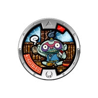 Yo-Kai Watch Series 4 Medal - Sushiyama