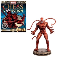 Marvel Chess Collection - Black Pawn - Carnage