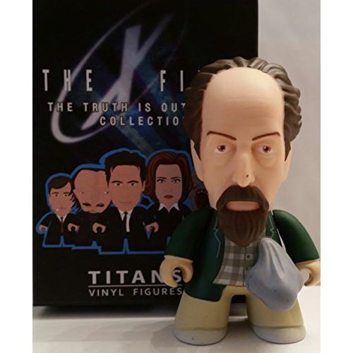Titans- The X-Files - The Truth is Out There Collection Mini-Figure - Lanny