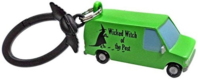 Bob's Burgers Clip On Hanger - Wicked Witch of the Pest