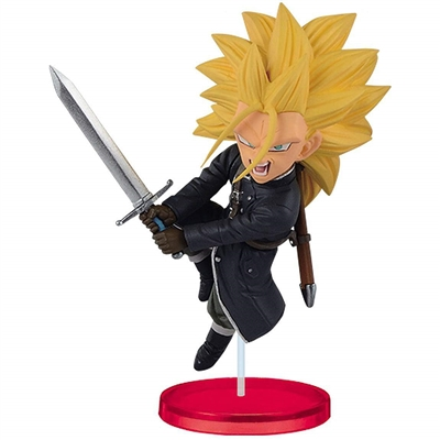 Banpresto - Super Dragonball Heroes WCF Vol 2 - Trunks Xeno