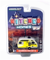 Greenlight - Hitched Homes Series 1 - 2016 Winnebago Winnie Drop