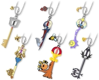 Bandai Shokugan Kingdom Hearts Keyblade Collection 2 (Set of 6)