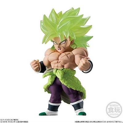 Bandai Shokugan Dragon Ball ADVERGE 9 1. Broly Super Saiyan Full Power