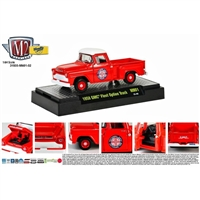 M2 Machines - Moon Pie Series (MN01) - 1958 GMC Fleet Option Truck (Red)