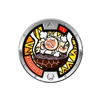 Yo-Kai Watch Series 4 Medal - Mochismo