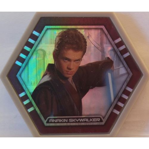 Star Wars Galactic Connexions - Anakin Skywalker - Gray/Holographic Foil - Common
