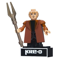 Star Trek Kre-o Captain Nero Figure