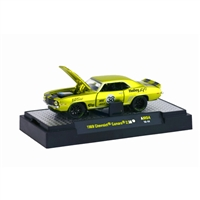M2 Machines - Auto-Mods (R04) - 1969 Chevrolet Camaro Z/28 Yellow