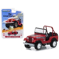 Greenlight - Hobby Exclusive - 1974 Jeep CJ-5 Renegade
