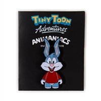 Kidrobot Tiny Toon & Animaniacs Enamel Pin Collection - Buster Bunny
