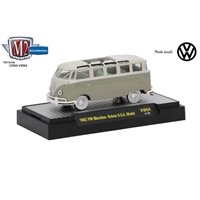 M2 Machines - Auto-Thentics (VW04) - 1962 VW Microbus Deluxe U.S.A. Model