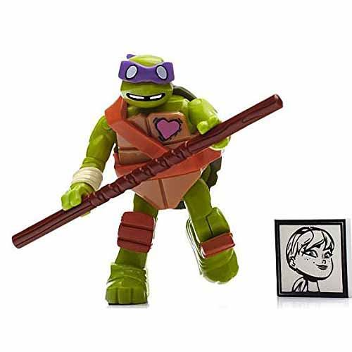 Mega Bloks Teenage Mutant Ninja Turtles Series 1 Mystery Pack - Donatello