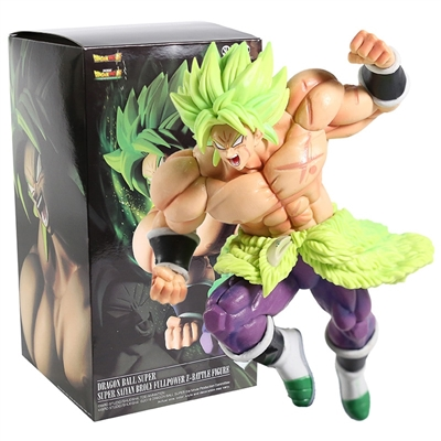 Banpresto Dragon Ball Z-Battle Series - SS Broly Full Power