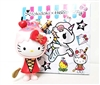 Tokidoki x Hello Kitty Series 2 Vinyl Figure - Sundae