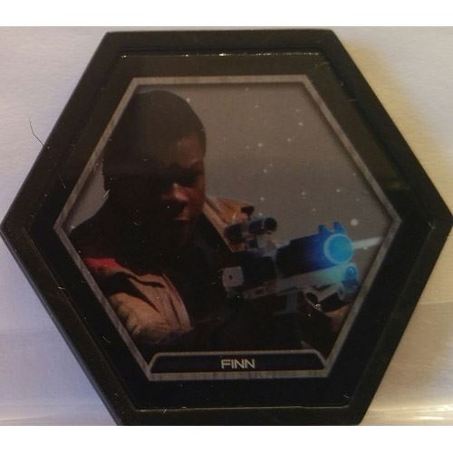 Star Wars Galactic Connexions - Finn - Black/Standard - Uncommon