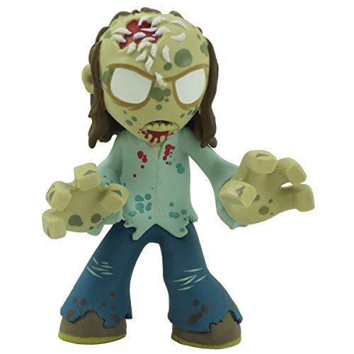 Funko- Mystery Mini- The Walking Dead - Series 3 - Walker Maggot Brain  (1/12)