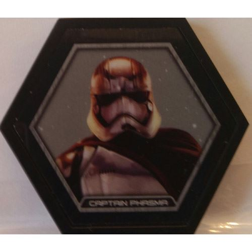 Star Wars Galactic Connexions - Captain Phasma - Black/Standard - Uncommon