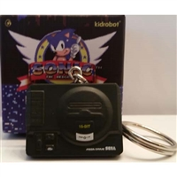 Kidrobot - Sonic the Hedgehog Keychains - Mega Drive Cartridge (1/48)