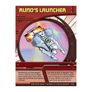 Ability Card - Runo's Launcher