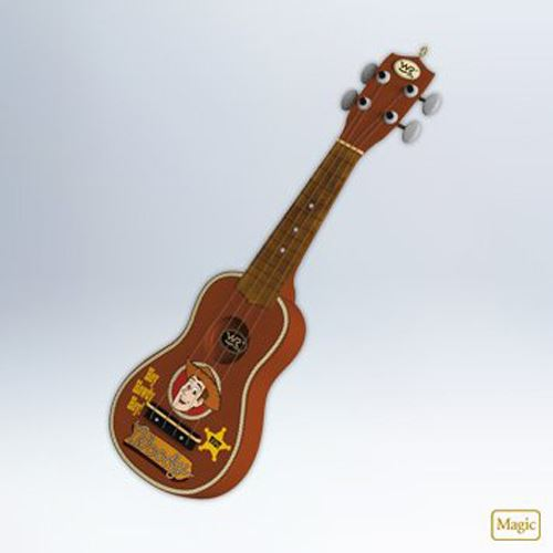 2012 - Woody's Roundup Guitar  - Toy Story
