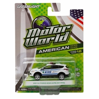 Greenlight - Motorworld Series 16 - 2014 Ford Escape - New York (NYPD)