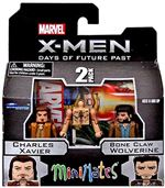 "Marvel ""X-Men Days of Future Past"" - Charles Vavier & Bone Claw Wolverine"