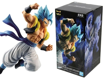 Banpresto Dragon Ball Z-Battle Series - SSGSS Gogeta