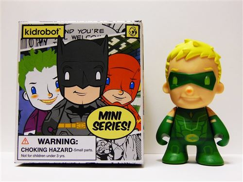 Kidrobot- DC Comics - Green Arrow (2/20)