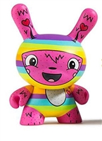 Kidrobot Scared Silly Dunny Series - The Littlest Lovebug