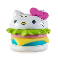 "Kidrobot Hello Sanrio 3"" Vinyl Figure - Hello Kitty Burger"