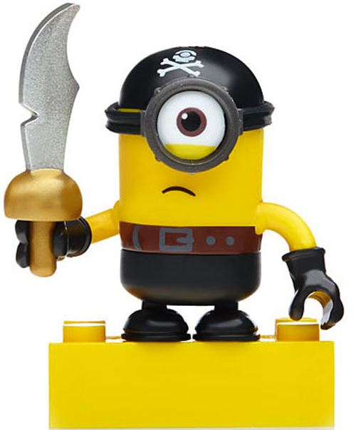 Minions Series 3 (Movie Exclusive) - Pirate Minion