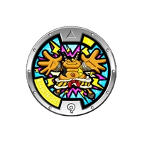 Yo-Kai Watch - Series 3 Medal - Signiton (1/24)