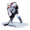 "Imports Dragon NHL 6"" Figure - Colorado Avalanche - Nathan MacKinnon"