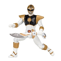 Mighty Morphin Power Rangers The Movie - Legacy Series - White Ranger
