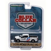 Greenlight - Blue Collar Collection 1 - 2015 Ford F-150 XL