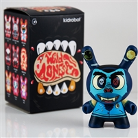 Kidrobot Dunnys - The Wild Ones Collection - Howlin Hank