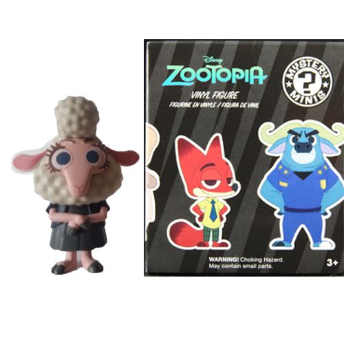Zootopia Mystery Mini - Bellwether