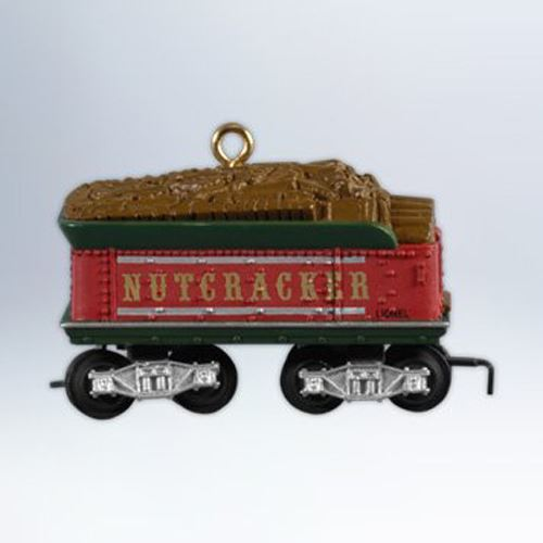 2012 - Lionel Nutcracker Route Tender